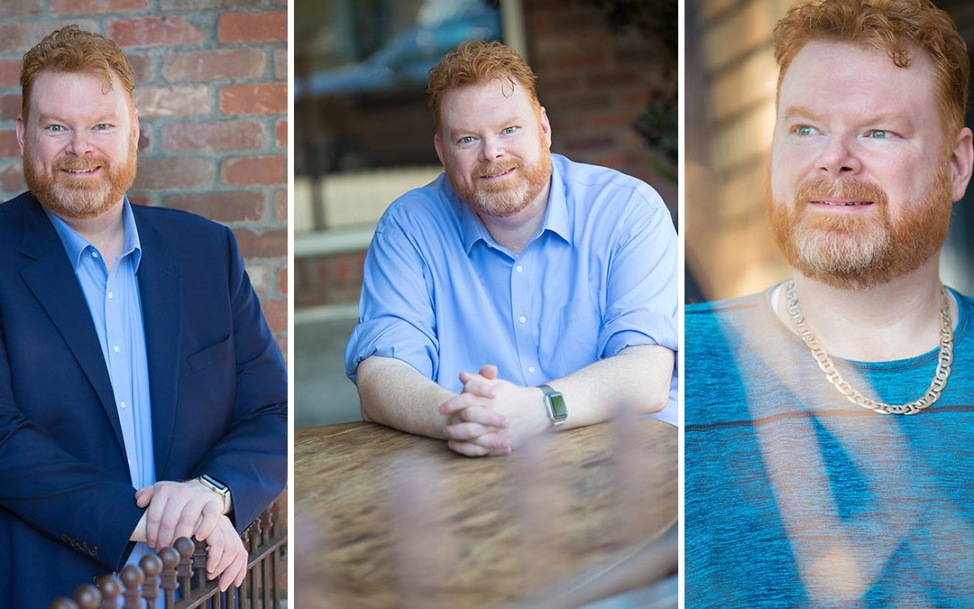 Updating your headshots for business and social media
